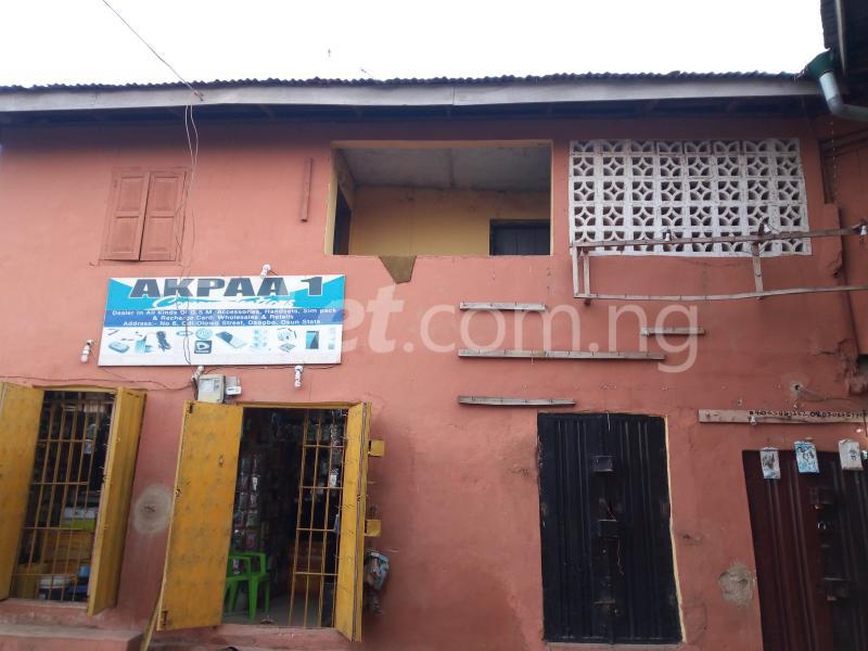 Shop Commercial Property for sale Olaiya Junction  Osogbo Osun - 3
