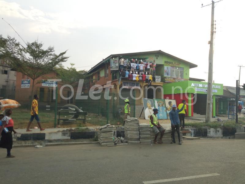 Shop Commercial Property for sale Olaiya Junction  Osogbo Osun - 1