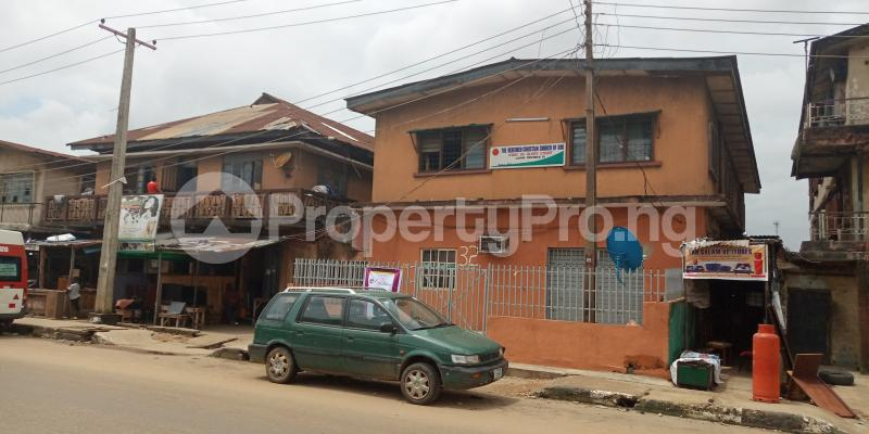 10 bedroom Blocks of Flats House for sale Olateju Street Mushin Mushin Lagos - 1