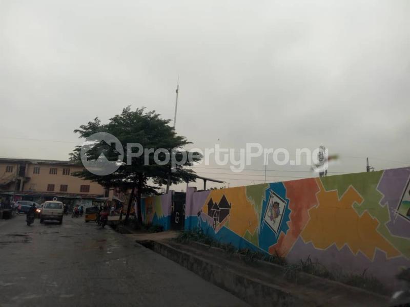 Mixed   Use Land Land for sale Boladale/sehinde calisto street Oshodi Expressway Oshodi Lagos - 0