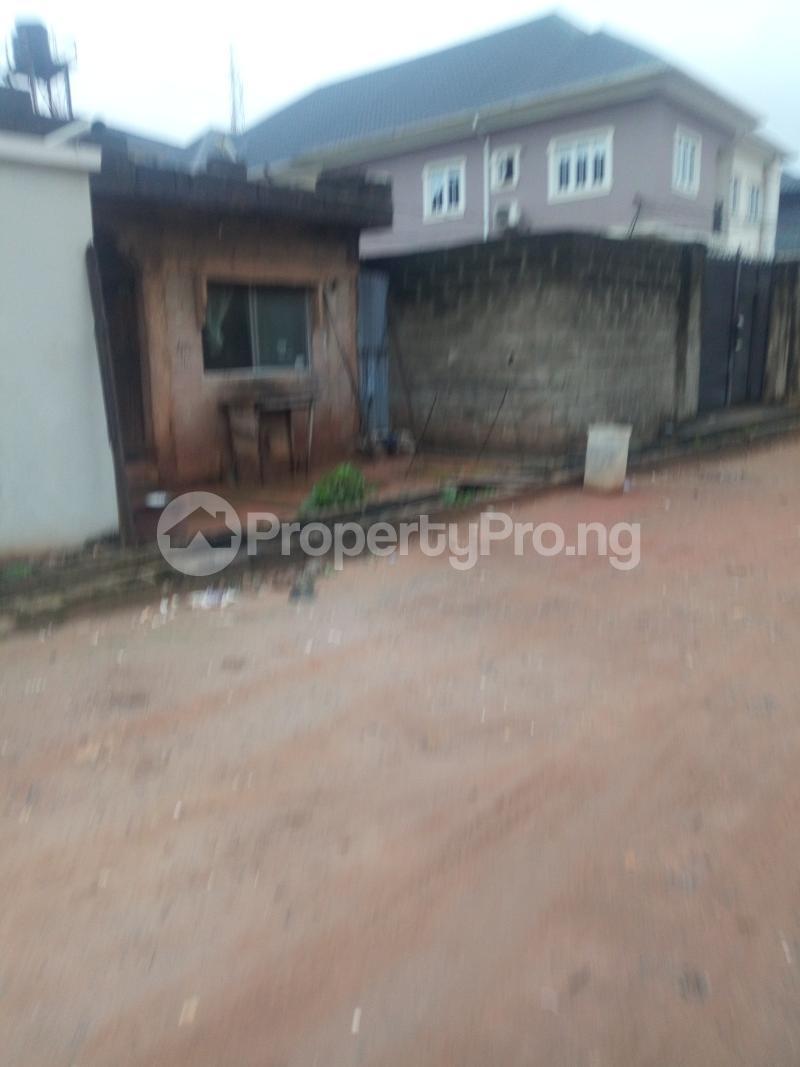 1 bedroom mini flat  Semi Detached Bungalow House for sale Olowora ojodu berger Olowora Ojodu Lagos - 2