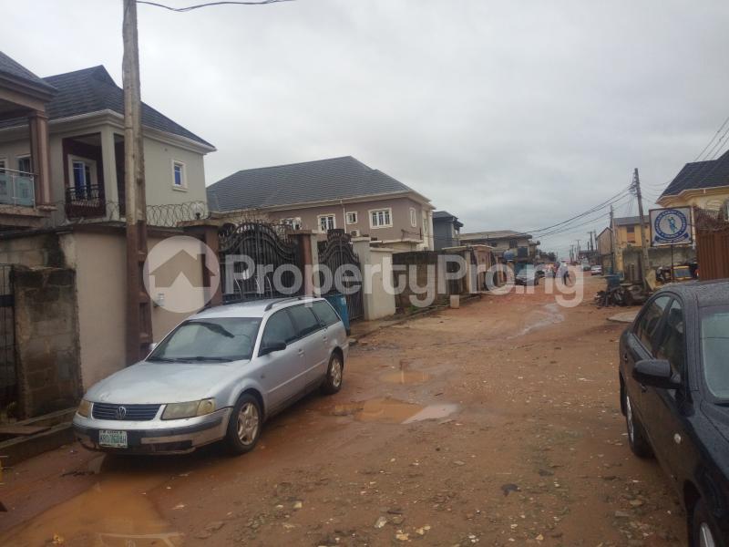 1 bedroom mini flat  Semi Detached Bungalow House for sale Olowora ojodu berger Olowora Ojodu Lagos - 4