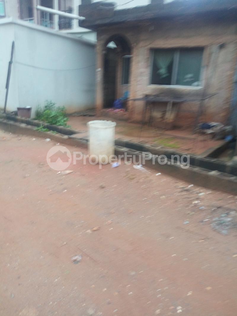 1 bedroom mini flat  Semi Detached Bungalow House for sale Olowora ojodu berger Olowora Ojodu Lagos - 0