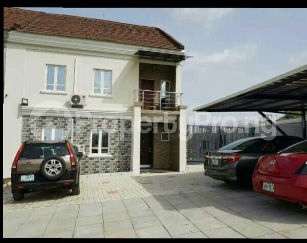 4 bedroom Semi Detached Duplex House for sale Apo FCT Abuja Central Area Abuja - 0