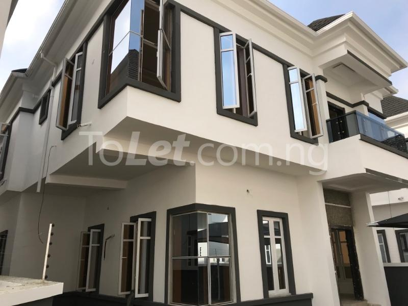5 bedroom House for sale Chevy View Estate Lekki Lagos - 2