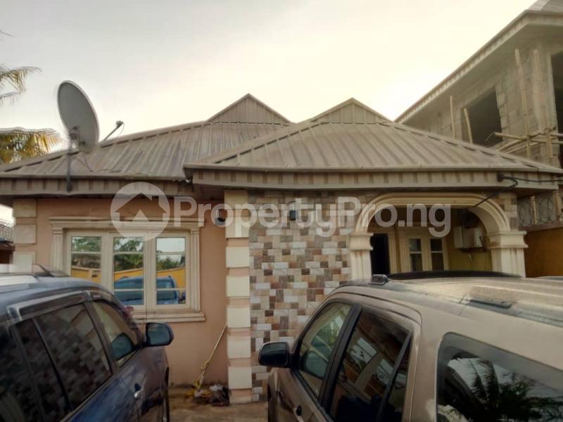 3 bedroom Terraced Bungalow House for sale Oluwaga road, Atan Ipaja Ipaja Lagos - 0