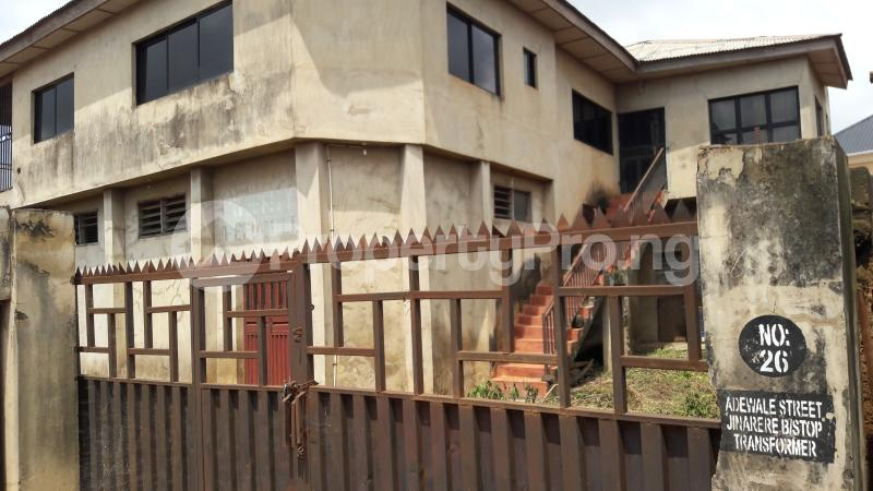Factory Commercial Property for sale Jinarere Bus-stop, Alakia - Iyana Church Road Alakia Ibadan Oyo - 0
