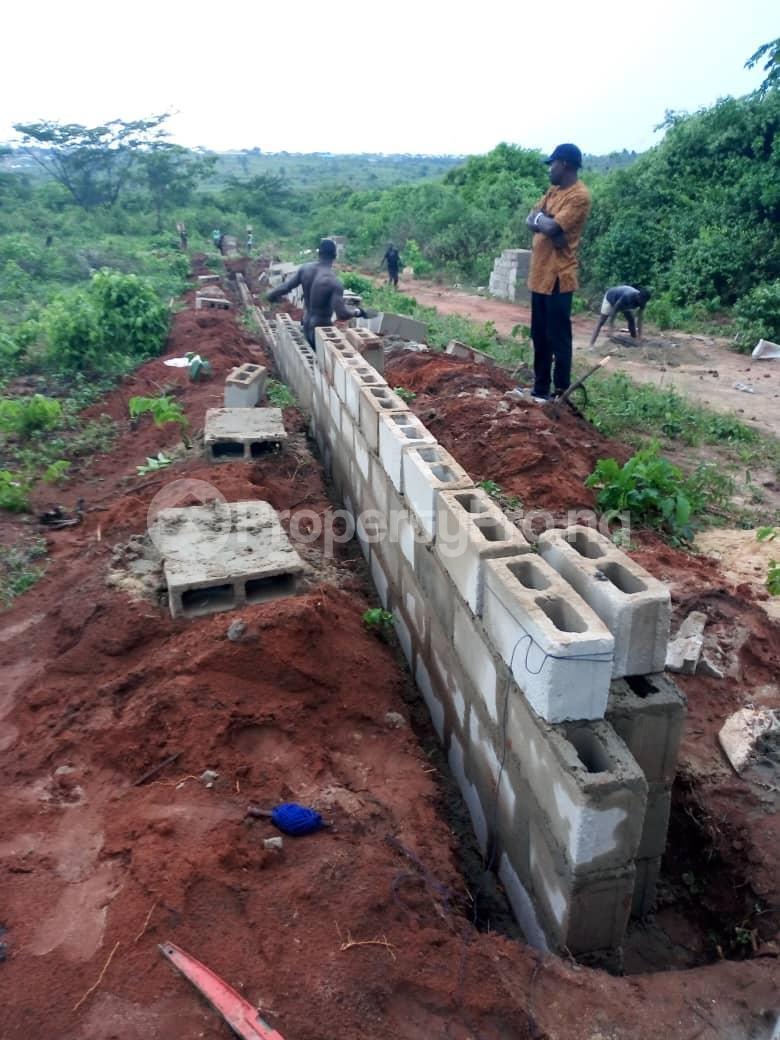 Land for sale Behind Asaba Air Port  Asaba Delta - 0