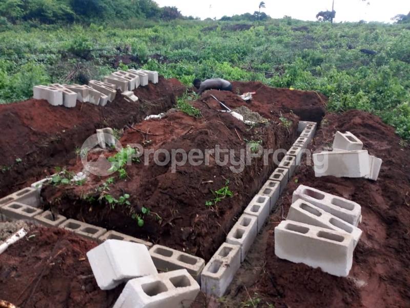 Land for sale Behind Asaba Air Port  Asaba Delta - 1