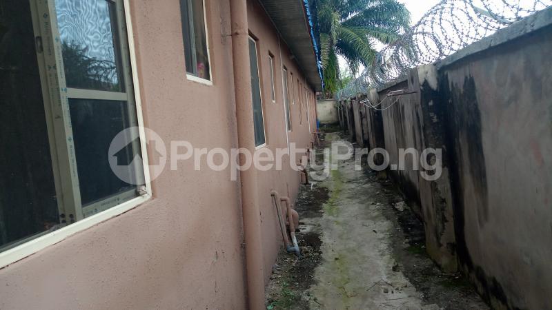 10 bedroom Self Contain Flat / Apartment for sale George's Quarters,  By Fabian Hotel directly behind Ado polytechnic.  Ado-Ekiti Ekiti - 4