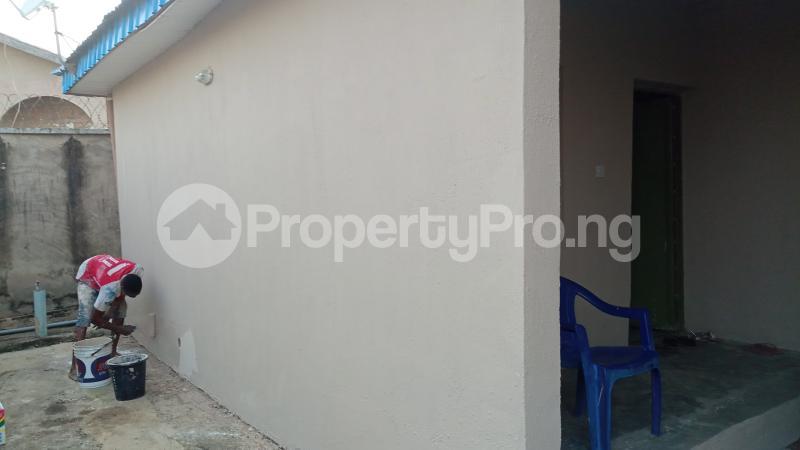 10 bedroom Self Contain Flat / Apartment for sale George's Quarters,  By Fabian Hotel directly behind Ado polytechnic.  Ado-Ekiti Ekiti - 2