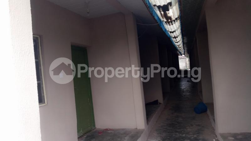 10 bedroom Self Contain Flat / Apartment for sale George's Quarters,  By Fabian Hotel directly behind Ado polytechnic.  Ado-Ekiti Ekiti - 5