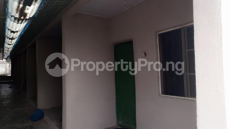10 bedroom Self Contain Flat / Apartment for sale George's Quarters,  By Fabian Hotel directly behind Ado polytechnic.  Ado-Ekiti Ekiti - 8