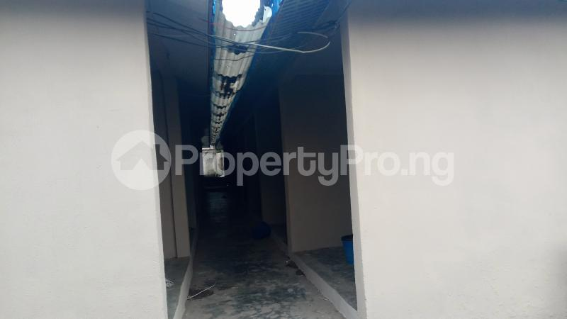 10 bedroom Self Contain Flat / Apartment for sale George's Quarters,  By Fabian Hotel directly behind Ado polytechnic.  Ado-Ekiti Ekiti - 7