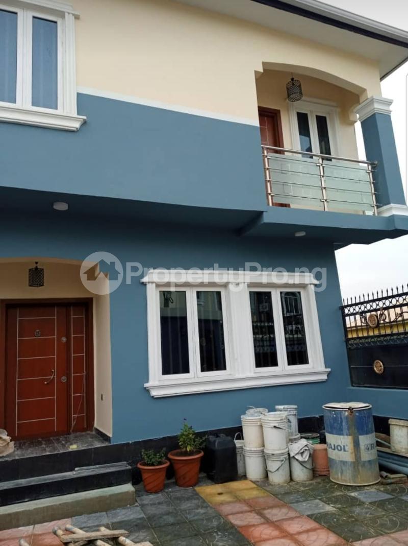 3 bedroom Semi Detached Duplex House for rent Valley-Ramat Crescent  Ogudu GRA Ogudu Lagos - 2