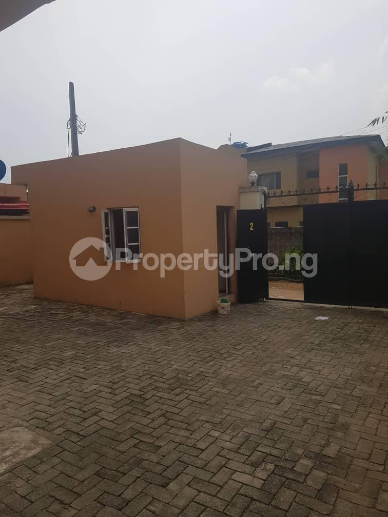 4 bedroom Semi Detached Duplex House for rent Greenland estate  Mende Maryland Lagos - 4