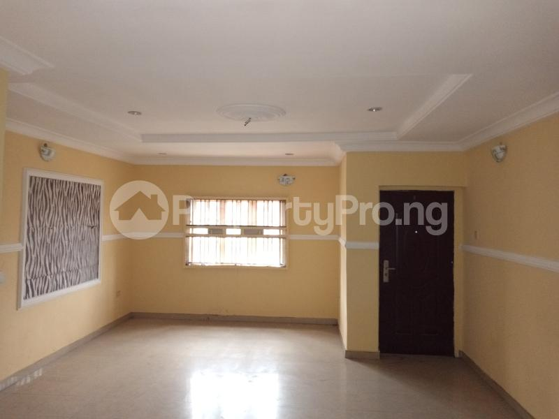 3 bedroom Blocks of Flats House for rent Wright st Ebute Metta Yaba Lagos - 1