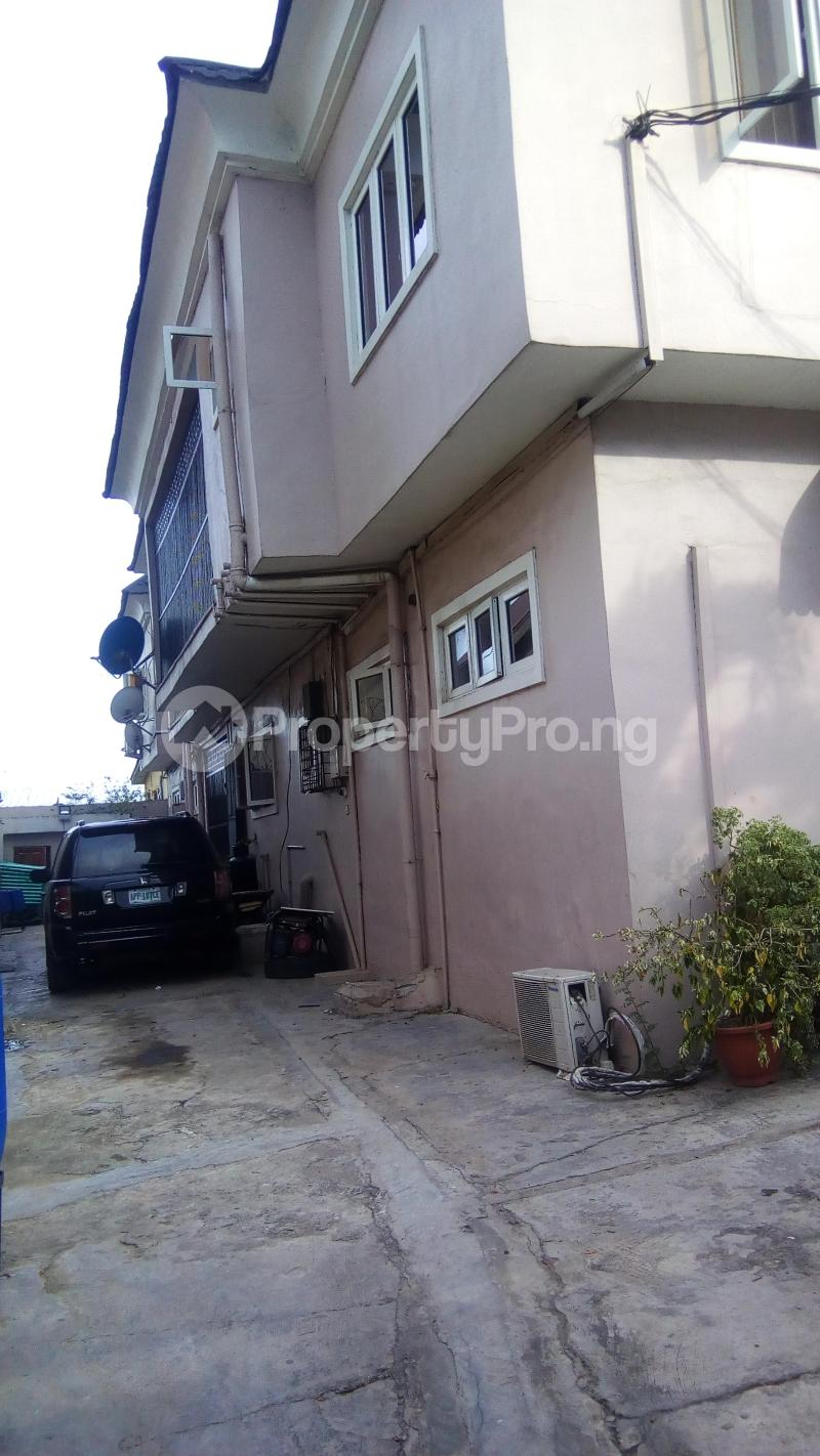 3 bedroom Flat / Apartment for rent Harmony Estate Ifako-gbagada Gbagada Lagos - 1