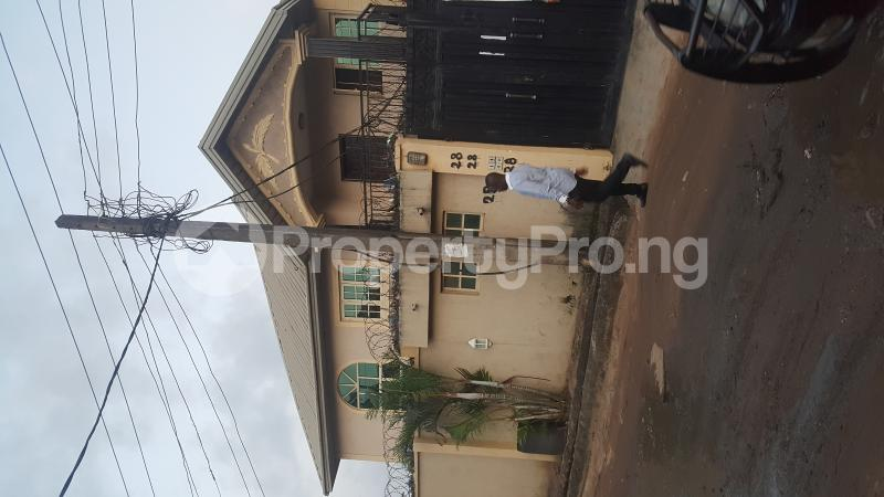 3 bedroom Shared Apartment Flat / Apartment for rent Oke-Afa Isolo Lagos - 0