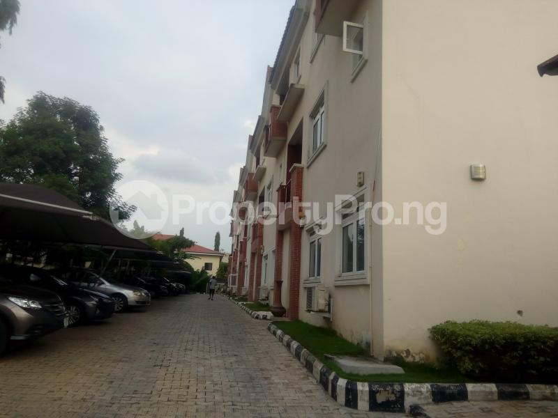 4 bedroom Terraced Duplex House for rent Euphratis Wuse 2 Abuja - 0
