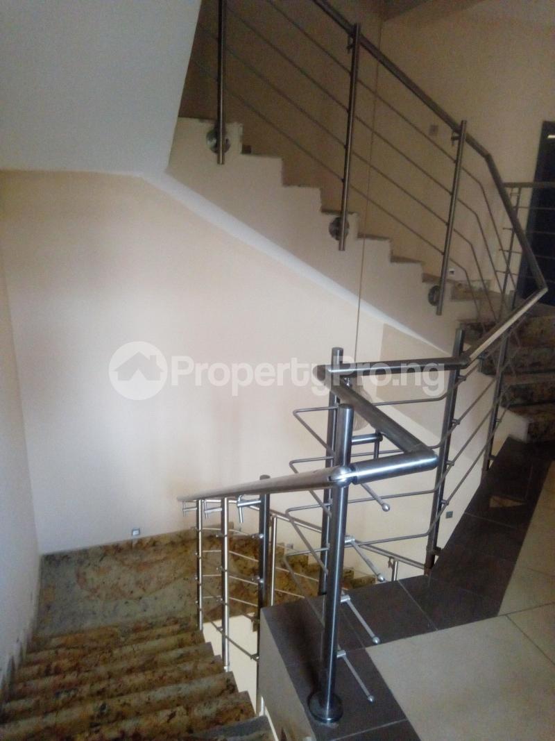 4 bedroom Terraced Duplex House for rent Euphratis Wuse 2 Abuja - 3
