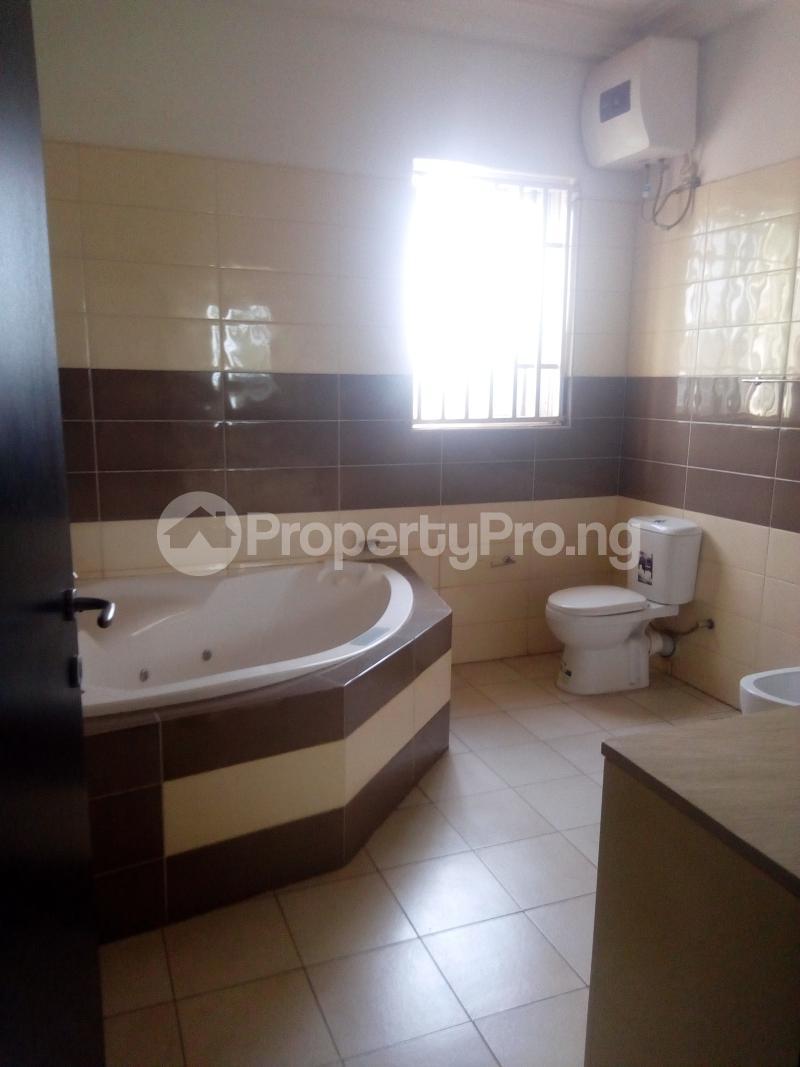4 bedroom Terraced Duplex House for rent Euphratis Wuse 2 Abuja - 10