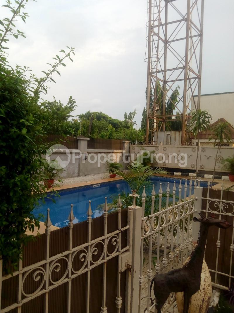 4 bedroom Terraced Duplex House for rent Euphratis Wuse 2 Abuja - 13
