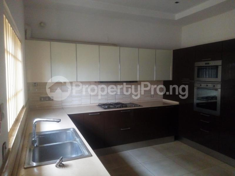 4 bedroom Terraced Duplex House for rent Euphratis Wuse 2 Abuja - 2