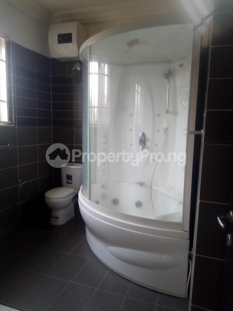 4 bedroom Terraced Duplex House for rent Euphratis Wuse 2 Abuja - 9