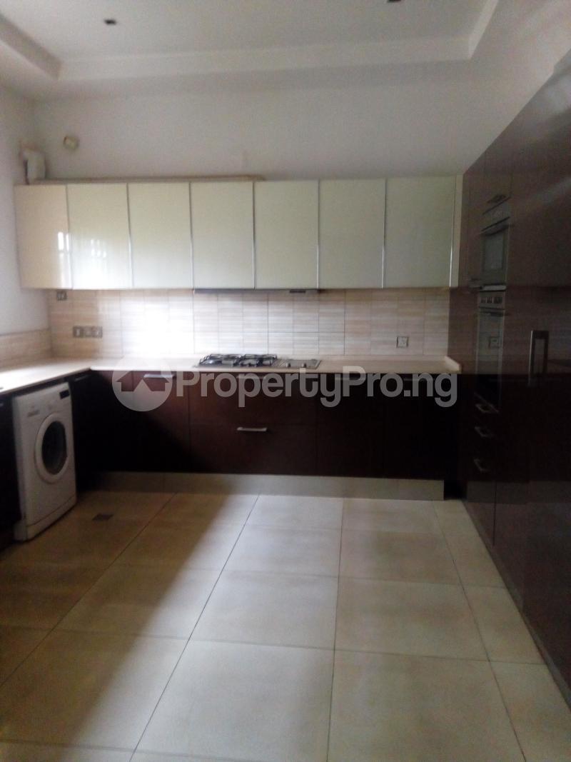 4 bedroom Terraced Duplex House for rent Euphratis Wuse 2 Abuja - 14