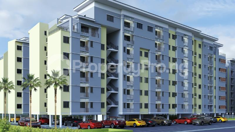 1 bedroom mini flat  Mini flat Flat / Apartment for sale Sangotedo Ajah Lagos - 0