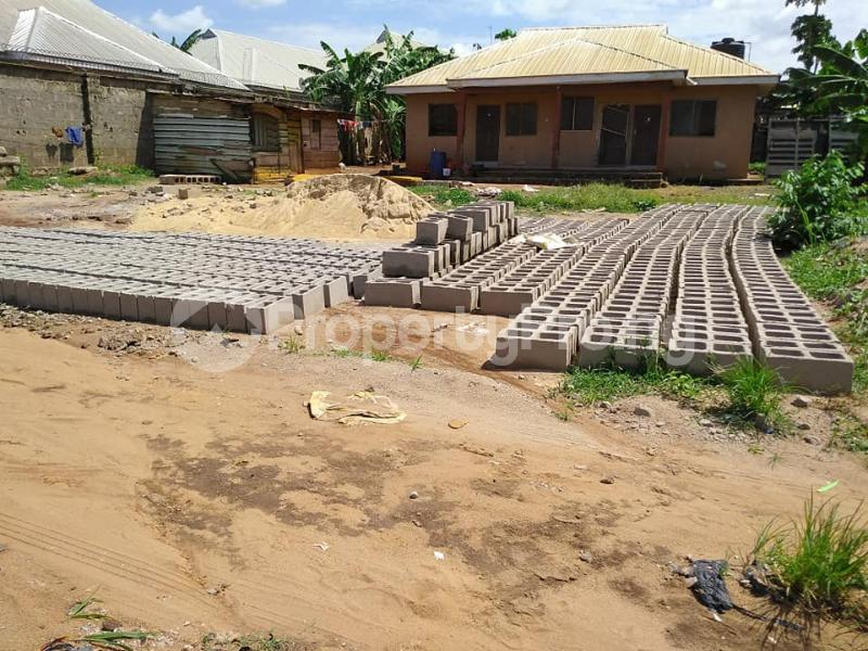2 bedroom Residential Land Land for sale By Mukoro Street, Behind School of Midwifery Market, Off Okpanam Road Asaba Delta - 0