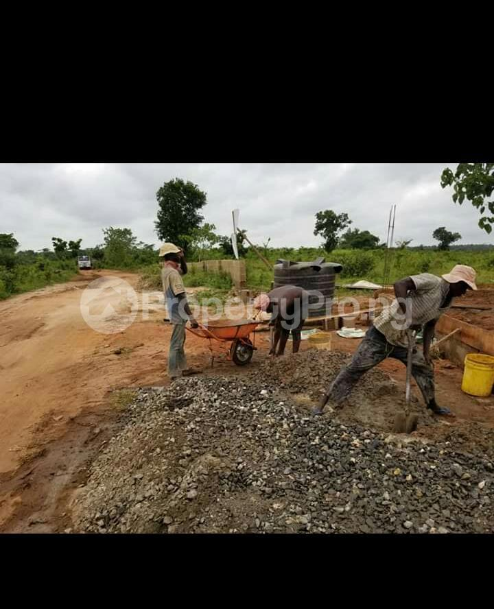 Serviced Residential Land Land for sale Obada Abeokuta Ogun - 1