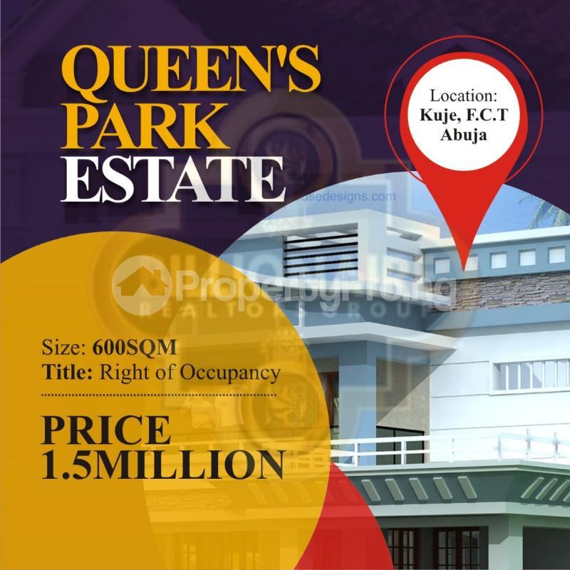 Land for sale Like abuja Kuje Abuja - 0