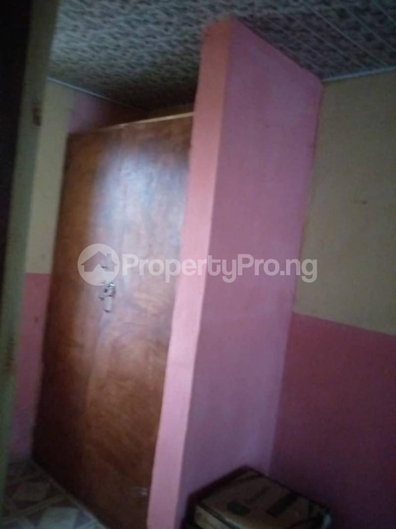 1 bedroom mini flat  Flat / Apartment for rent Oremeji street Oko filling bus stop igando Igando Ikotun/Igando Lagos - 1