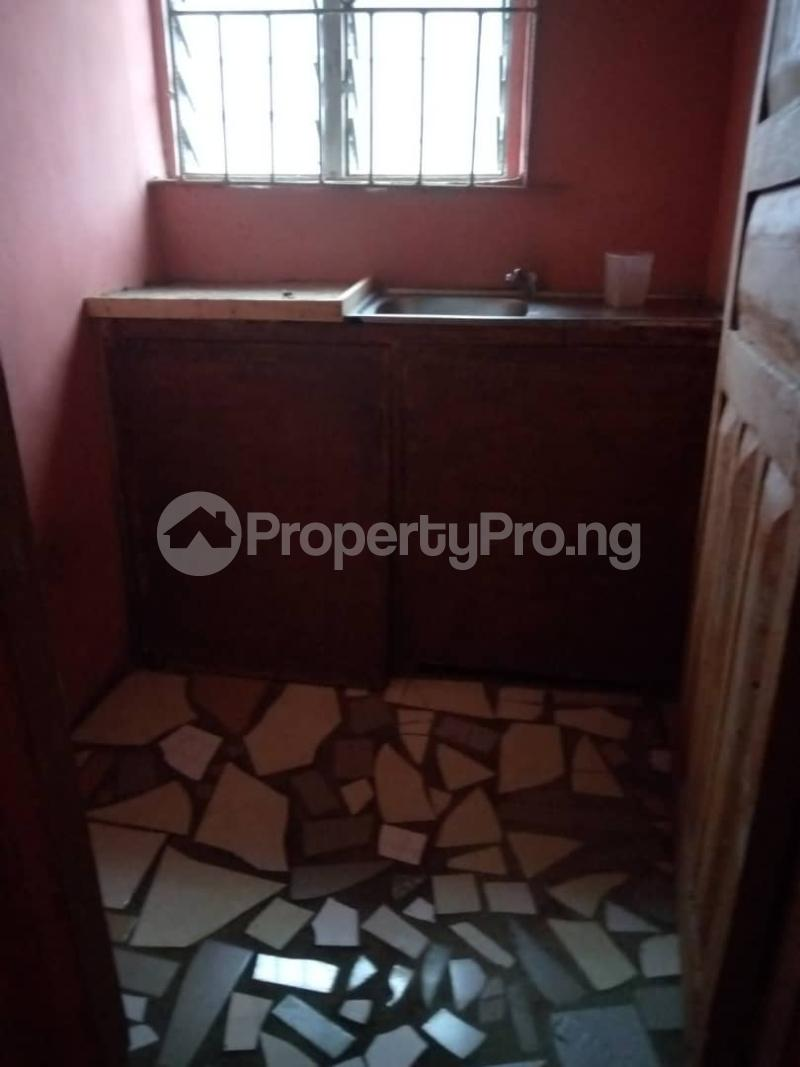 1 bedroom mini flat  Flat / Apartment for rent Oremeji street Oko filling bus stop igando Igando Ikotun/Igando Lagos - 4