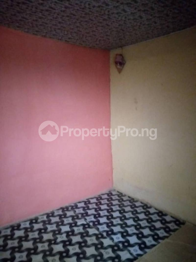 1 bedroom mini flat  Flat / Apartment for rent Oremeji street Oko filling bus stop igando Igando Ikotun/Igando Lagos - 2