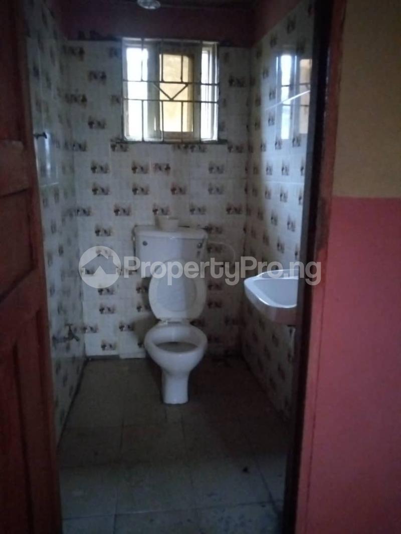 1 bedroom mini flat  Flat / Apartment for rent Oremeji street Oko filling bus stop igando Igando Ikotun/Igando Lagos - 3