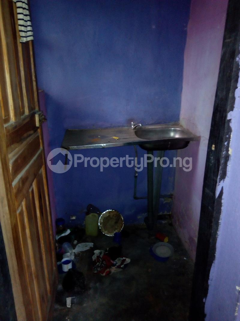 1 bedroom mini flat  Blocks of Flats House for rent Fragile street  Onipanu Shomolu Lagos - 0