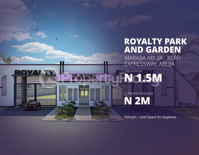 Mixed   Use Land Land for sale  along Abuja-Keffi road, before Goshen city. Mararaba Abuja - 4