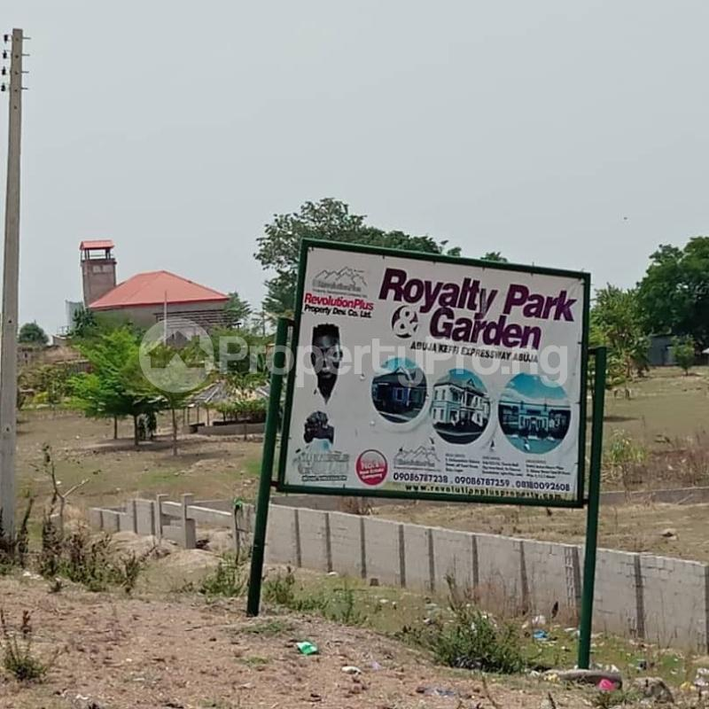 Mixed   Use Land Land for sale  along Abuja-Keffi road, before Goshen city. Mararaba Abuja - 2
