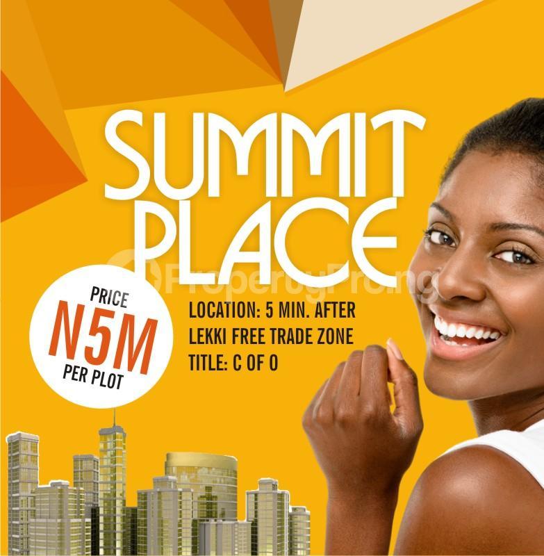 Residential Land Land for sale ibeju lekki Ise town Ibeju-Lekki Lagos - 0