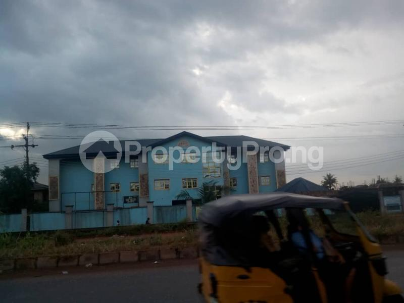 10 bedroom School Commercial Property for sale Off ijoko road Sango Otta  Agbado Ifo Ogun - 1