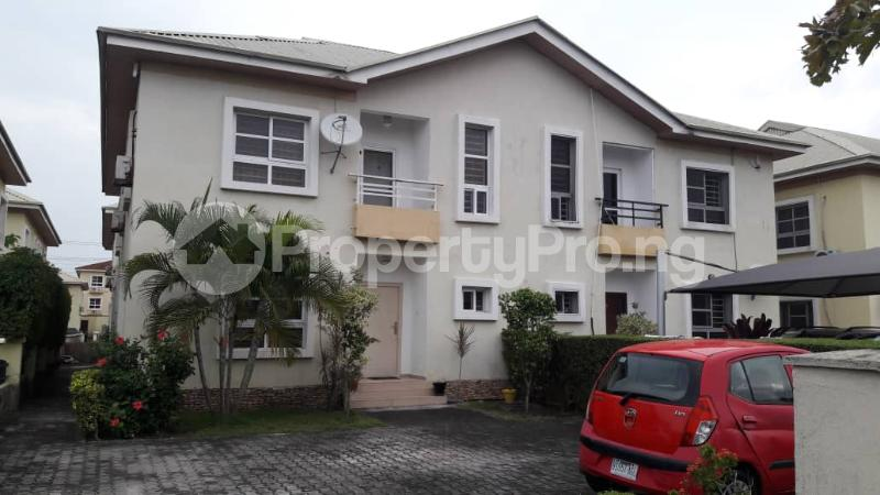 4 bedroom Semi Detached Duplex House for sale Friend's colony estate Agungi Lekki Lagos - 16
