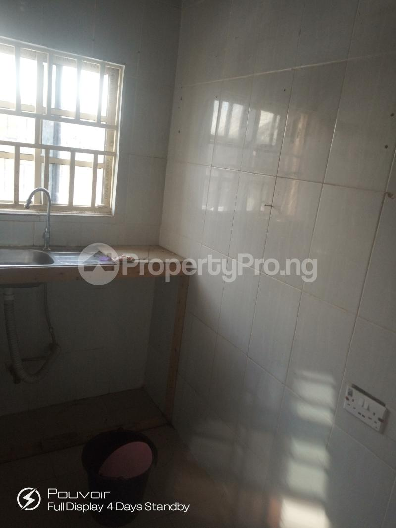 1 bedroom mini flat  Terraced Bungalow House for rent 26 wash me  Jahi Abuja - 3