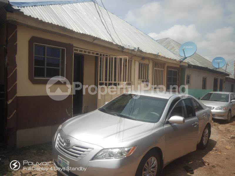 1 bedroom mini flat  Terraced Bungalow House for rent 26 wash me  Jahi Abuja - 1