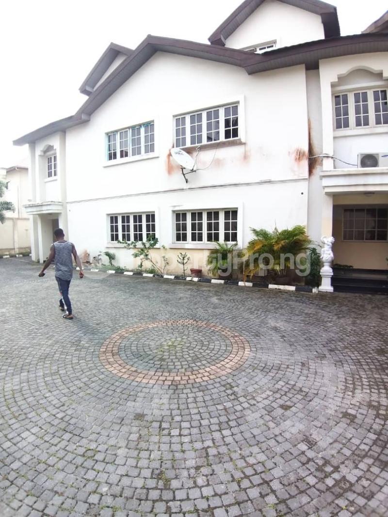 3 bedroom Terraced Duplex House for rent Parkview Estate Ikoyi Lagos - 0