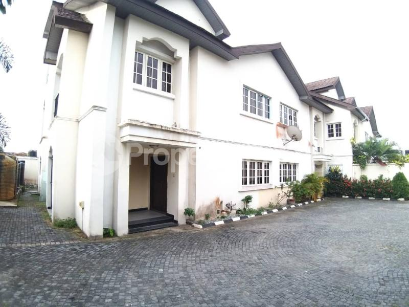 3 bedroom Terraced Duplex House for rent Parkview Estate Ikoyi Lagos - 7