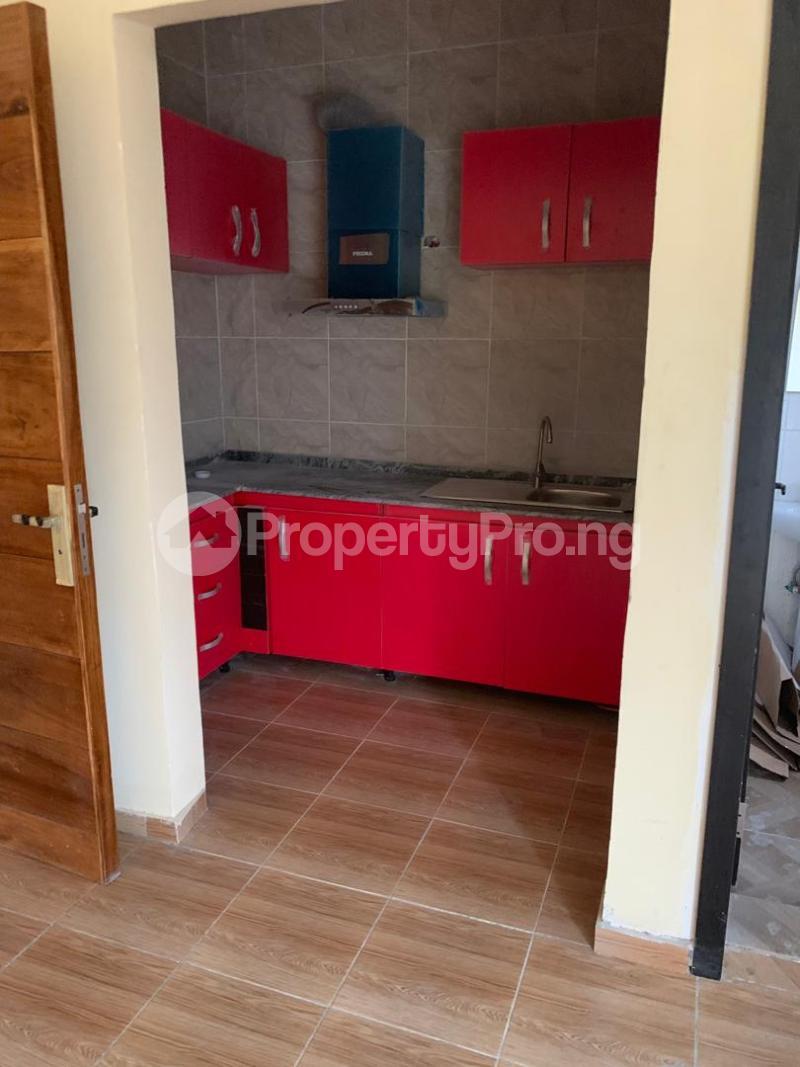 1 bedroom mini flat  Self Contain Flat / Apartment for rent New Road Alpha  Igbo-efon Lekki Lagos - 6