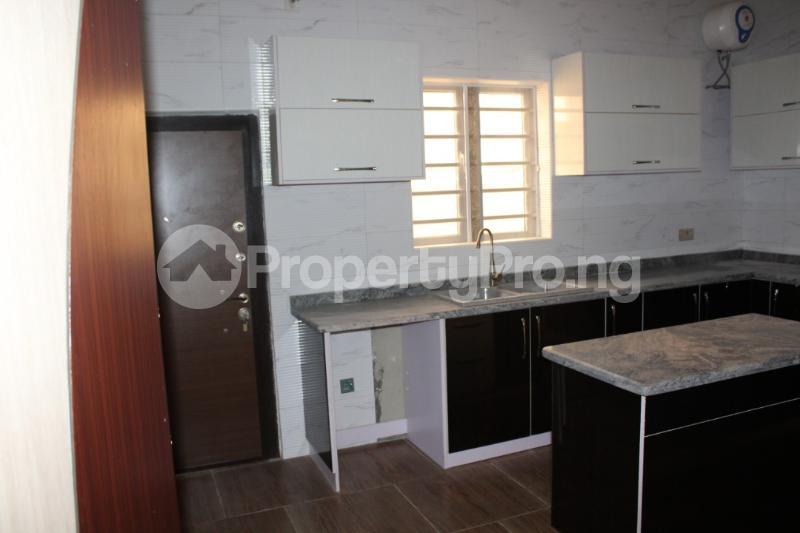4 bedroom Semi Detached Duplex House for rent Chevron Drive chevron Lekki Lagos - 11